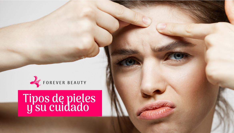 Tipos de pieles y su cuidado: ¡Aprende a distinguir tu tipo de piel!
